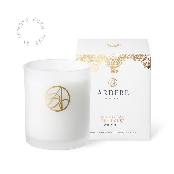 Moroccan Tea House Candle Wild Mint