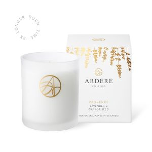 Provence Candle Lavender & Carrot Seed