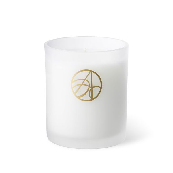 Thai Garden - Kaffir Lime & Ginger Scented ARDERE Aromatherapy Organic Natural Wax Candle
