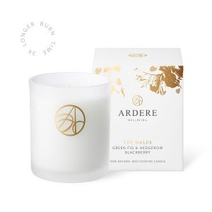 The Dales Candle Green Fig & Hedgerow Blackberry