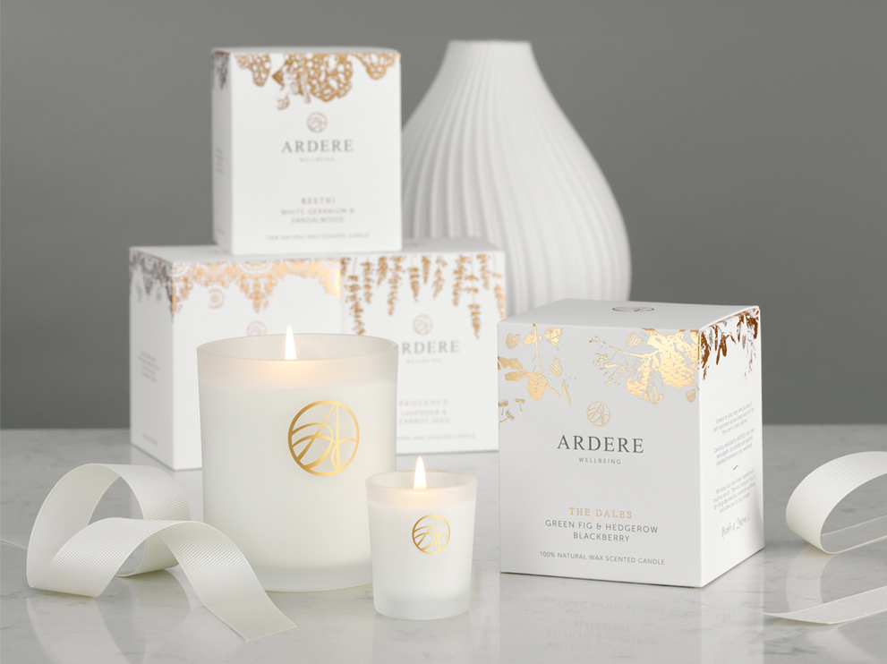 ARDERE Candle The Self-discovery Collection