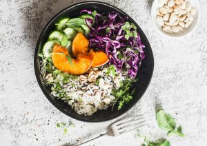 Organic Buddha Bowl - Why you should eat organic