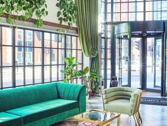 ARDERE Christmas Shopping Event at The Curtain Hotel Members Club in Shoreditch