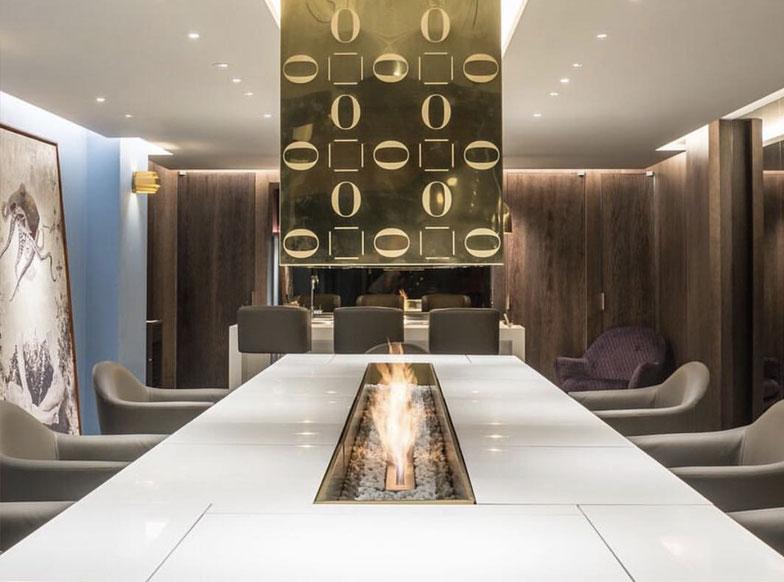 ARDERE Aromatherapy candle Stockist Salon64 Soho in London