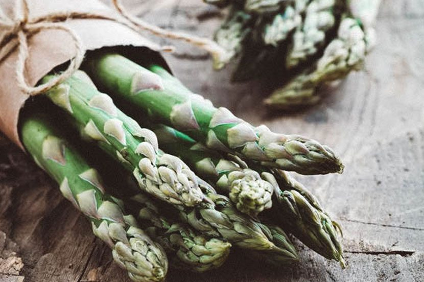 Asparagus Food Vegetables Fresh Delicious