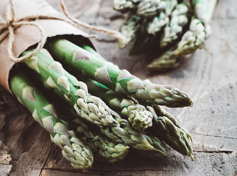 Asparagus Food Vegetables Fresh Delicious