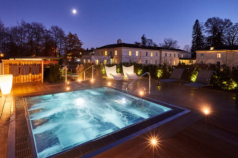 Starlight Outdoor Jacuzzi at Rudding Park Spa & Hotel in Harrogate Review