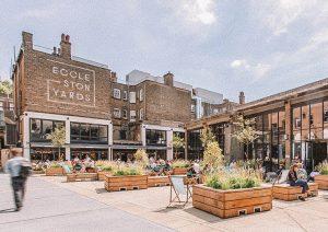Eccleston Yards London Victoria Belgravia