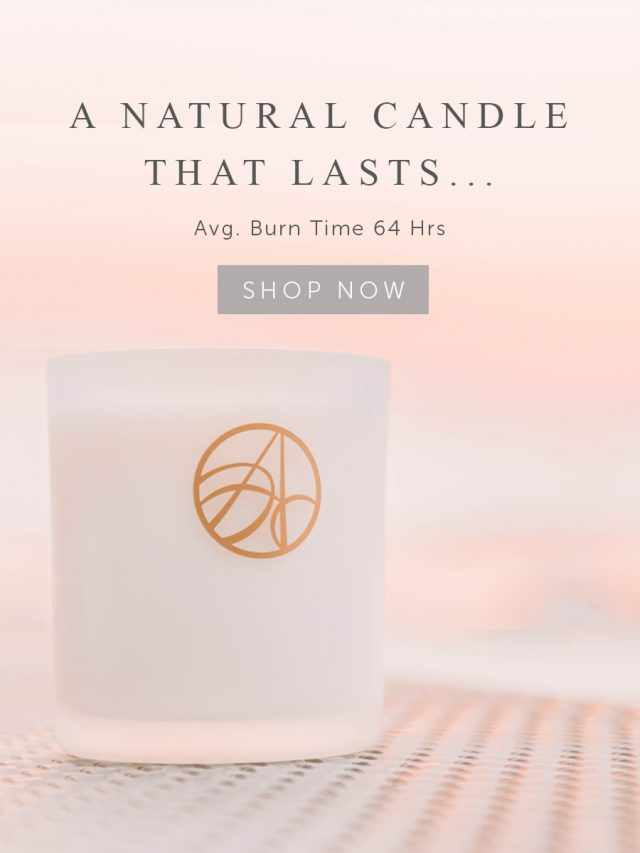 ARDERE CANDLES BURN TIME THAT LASTS