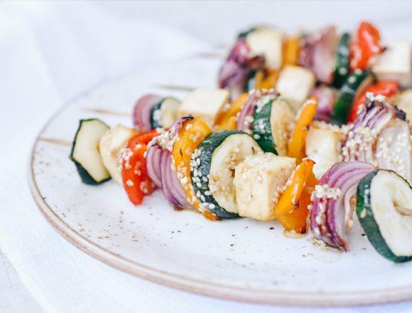 Sesame-Tofu-Vegetable-Skewers