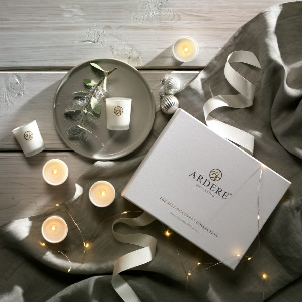 ARDERE's The Self-discovery Candle Collection Gift Set