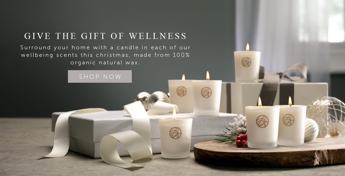 ARDERE's The Self-discovery Candle Collection Gift Set Christmas Banner-1366x700