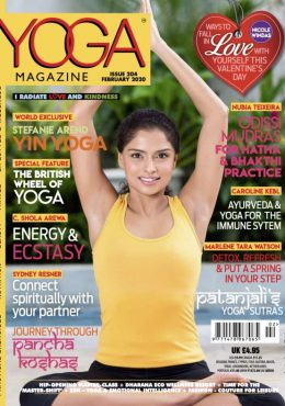 Yoga Magazine February Issue