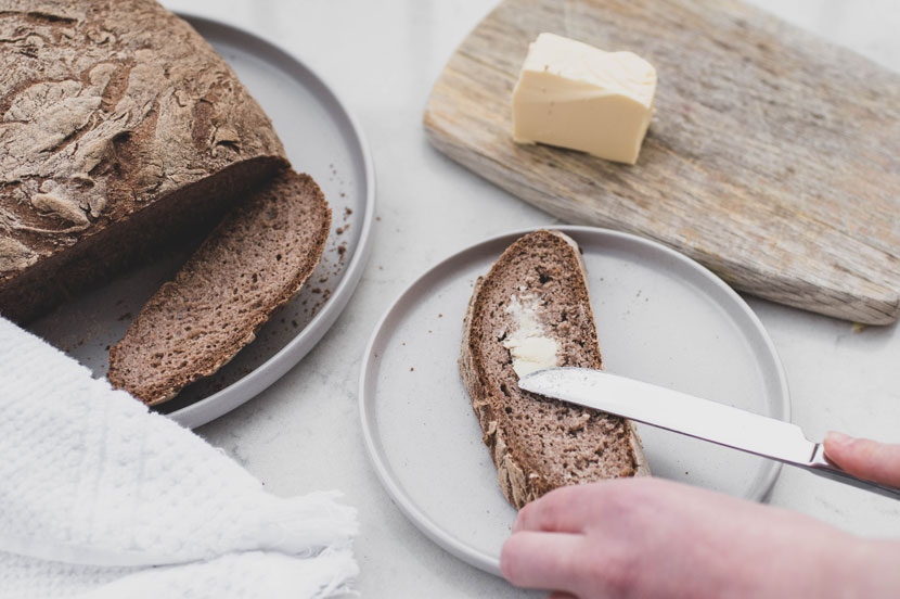 Homemade-gluten-free-teff-bread