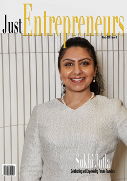 Just Entrepreneurs Magazine March 2020 Issue