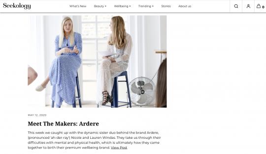 Seekology-ARDERE-Meet-The Makers
