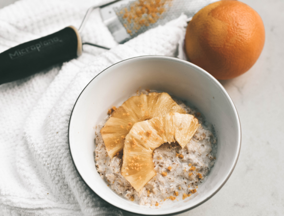 Baked-Pineapple-Porridge