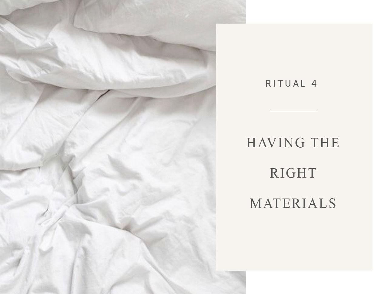 Bedtime ritual 4