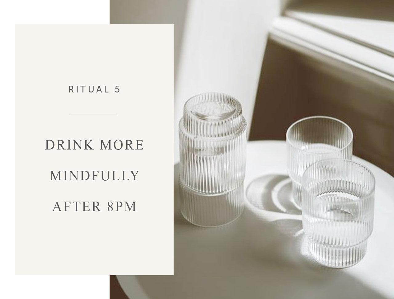 Bedtime ritual 5